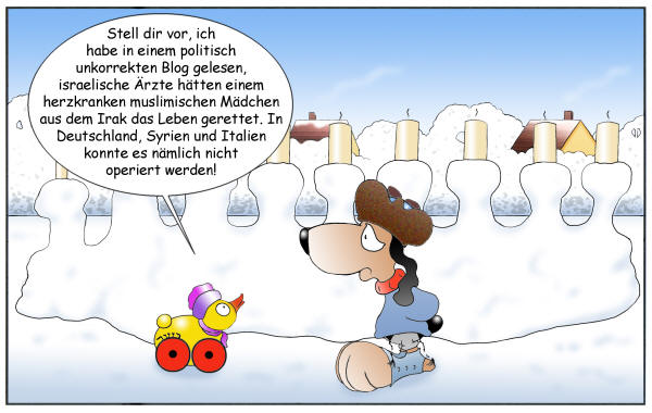 Moishe Hundesohn: Chanukkawunder - fiktiv: www.israeli-art.com/satire/chwunder.htm